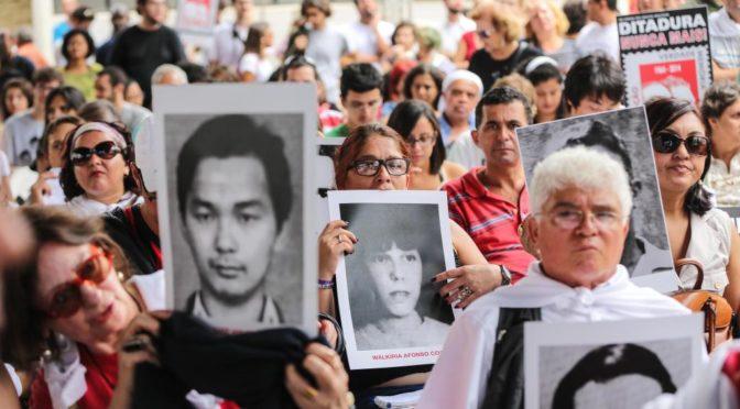 15 mars [conférence] L'actualité de la mémoire de la dictature BRÉSILIENNE par Henrique Schneider