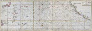 Carta dei Mari del Sud. Fonte: Wikimedia Commons {{PD-1923}}