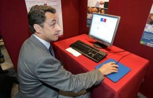 Que feriez-vous si Nicolas Sarkozy vous invitait au Forum du e-G8 ?