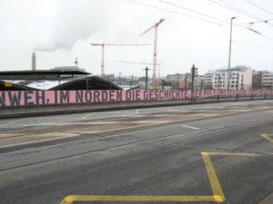 """""""Im Norden die Geschichte"""" von Florian Mathys"""