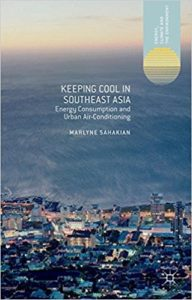 Sahakian, keeping cool in East Asia, 2014. Couverture