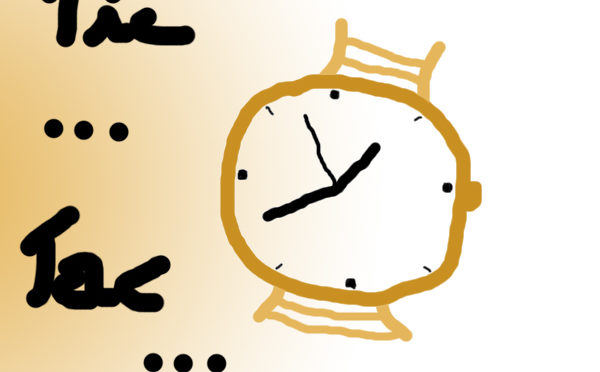 Le combat contre l'horloge : quelques astuces pour gagner du temps en thèse