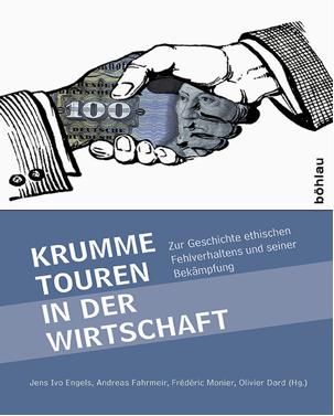 [Parution] Les affaires louches dans l'économie. Krumme Touren in der Wirtschaft.
