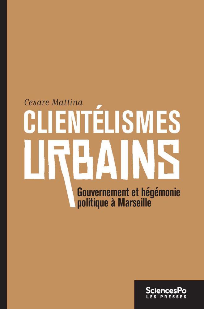 [Parution] Clientélismes urbains