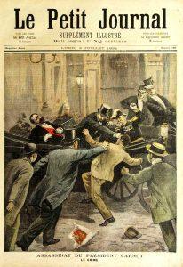 assassinat de Carnot