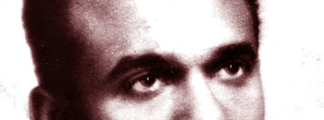 Portrait of Frantz Fanon (1925-1961)