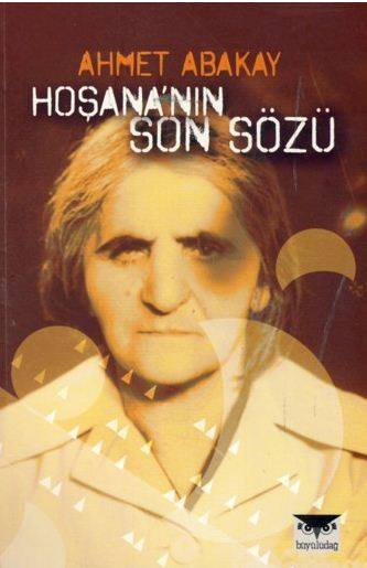 derniers mots d'Hosana