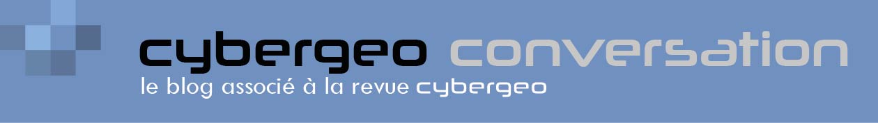 cybergeo conversation