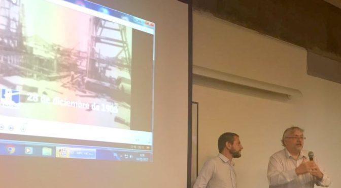 """Actividad de modelización en 3D, """"Identidad histórica en la integración puerto ciudad"""""""