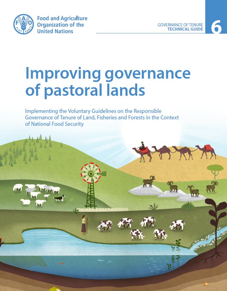 La couverture du rapport de la FAO (2016)