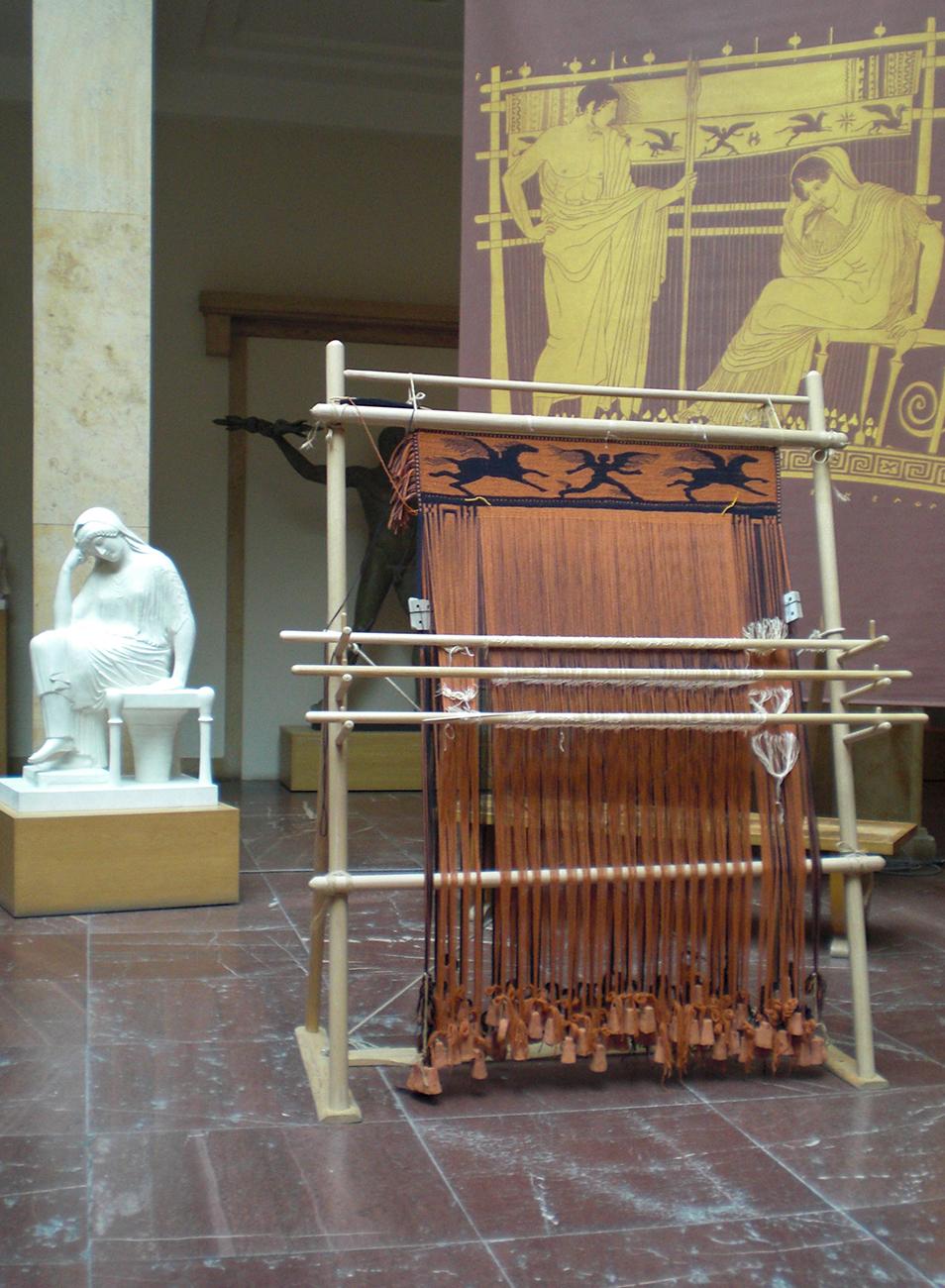 Penelope's loom