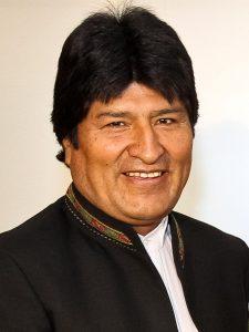 Evo Morales (2011).