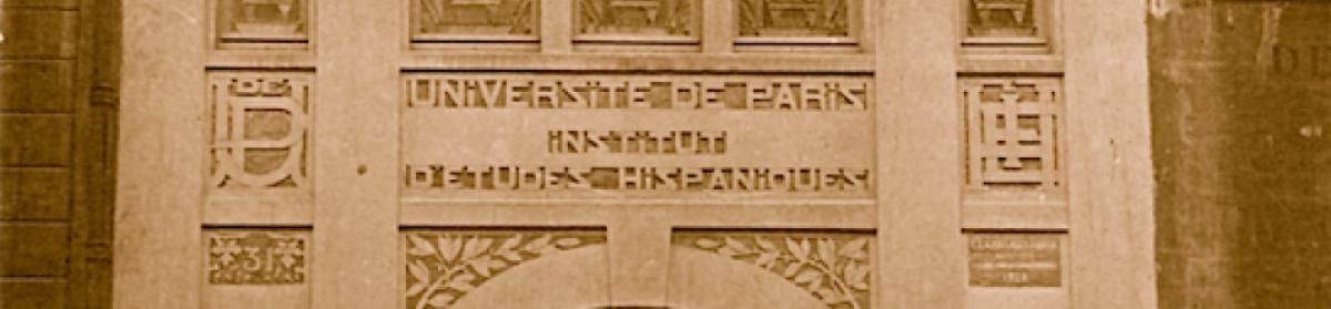 Cent ans d'hispanisme en Sorbonne