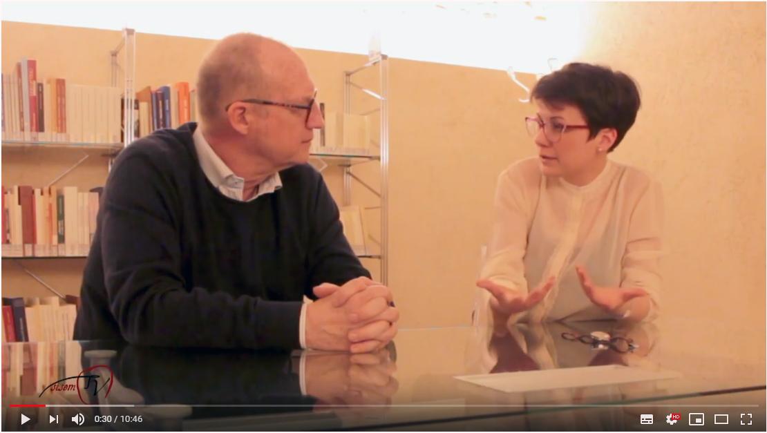 Serge Noiret. Road to AIPH2019: Memoria Collettiva e public historian. L'Aquila, XVI assemblea nazionale Sisem