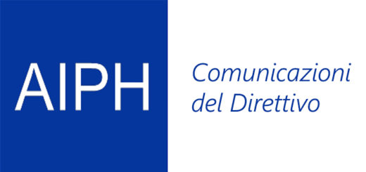 Comunicazioni Direttivo AIPH