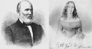 Gustav und Amalie Struve