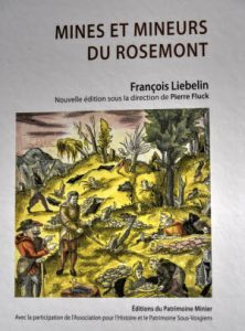 Mines et mineurs du Rougemont, François Liebelin