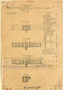 D185 série Z génie Fautras ©Service historique de la Défense
