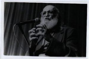 Paulo Freire. Memorial Denis Bernardes, (cc by-nc-sa 2.0)