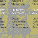 La_guerre_des_for_ts_de_Edward_Palmer_THOMPSON