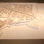 Quartier St Sauveur Lille vers 1858
