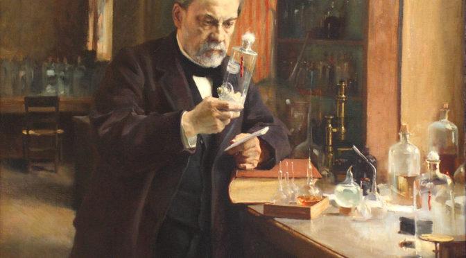 Les Archives de laboratoire : Pasteur à l'Oeuvre