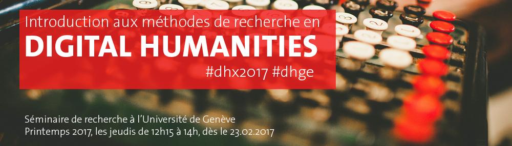 Digital Humanities Experiments
