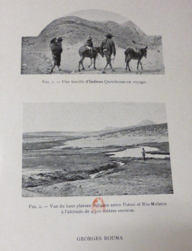Indiens Quitchouas et Aymaras des hauts plateaux de la Bolivie