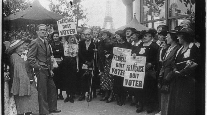 Des sources pour l'histoire des femmes : un guide de la Bibliothèque nationale de France à (re)découvrir