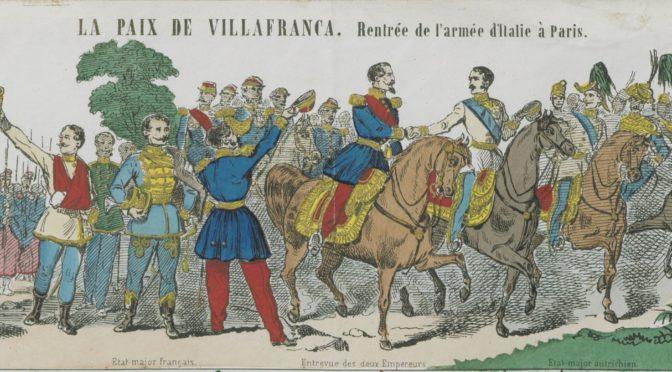 Cycle de conférences sur les relations franco-italiennes aux XIXe-XXe siècles