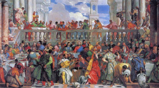 Le verre à la Renaissance (part. I) : verre et arts de la table