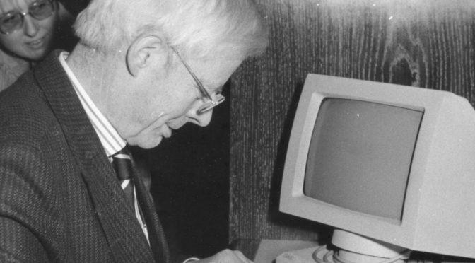 « L'historien de demain sera programmeur… » : Emmanuel Le Roy Ladurie et les défis de la science