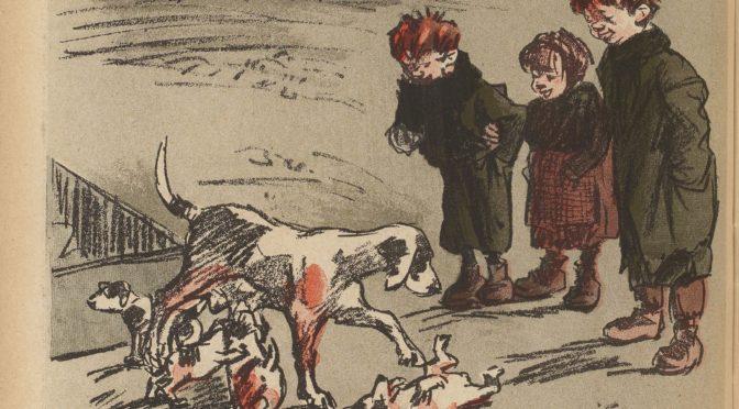 Un impôt sur les chiens ? ce que nous dit la satire (partie II)