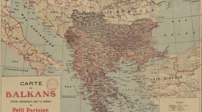 Les Guerres balkaniques : naissance d'une collection à la Bibliothèque nationale de France