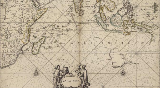 A la découverte des Indes orientales (XVIe-XVIIe siècles) (Partie I. Sur l'histoire de la présence européenne dans l'océan Indien)