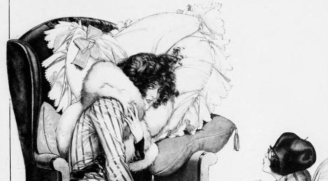 L'humour face aux épidémies – Partie II. Rire au moment où se conjuguent la Grande Guerre et la grippe dite espagnole (1918)
