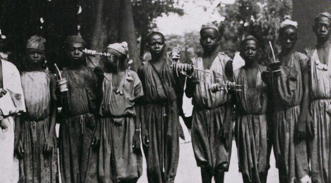 30e anniversaire de la disparition de Michel Leiris : sur les traces de L'Afrique fantôme (2nde partie)