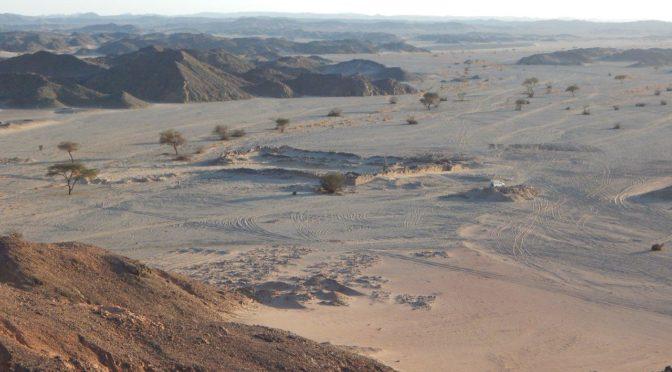 Conférence 22 novembre 18h30 « Les fouilles des fortins du désert Oriental en Égypte »