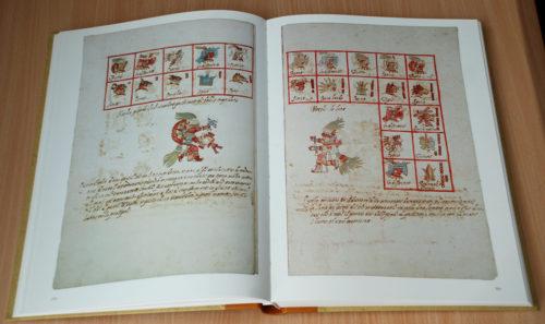 Extrait du codex Vaticanus A, détail (photographie).