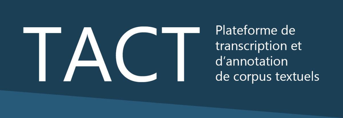 Lancement officiel de TACT