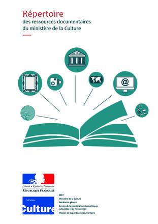 Répertoire des ressources documentaires du ministère de la Culture