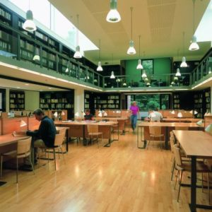 Bibliothèque fondation Civa