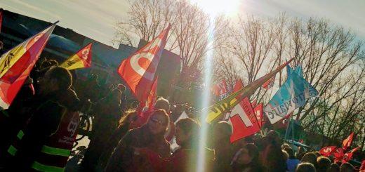 Manifestation 16 janvier 2020