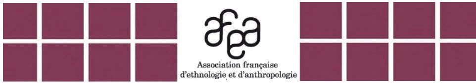 AFEA – Association française d'ethnologie et d'anthropologie