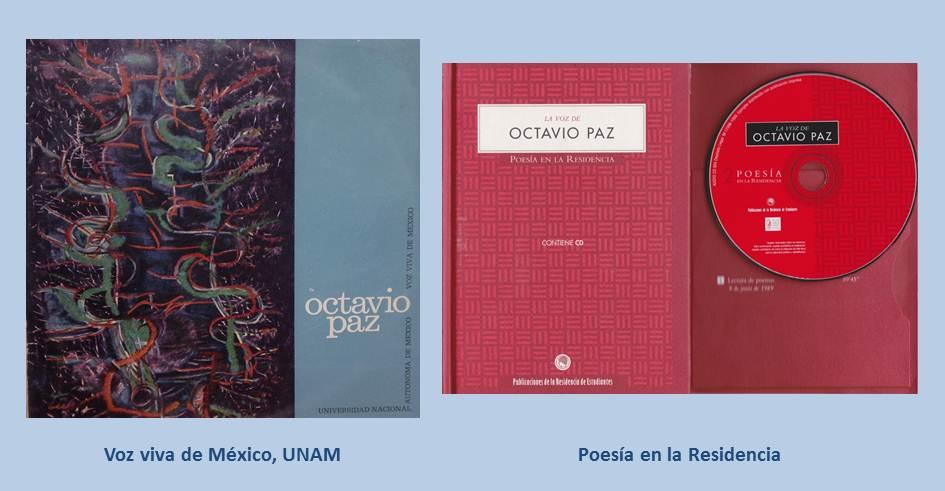 Discos de O.Paz