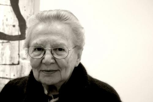 Raquel Tibol-Foto La nueva república