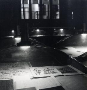 Exposición de Manuel de Falla (1964)