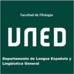 Departamento de Lengua Española y Lingüística General – UNED