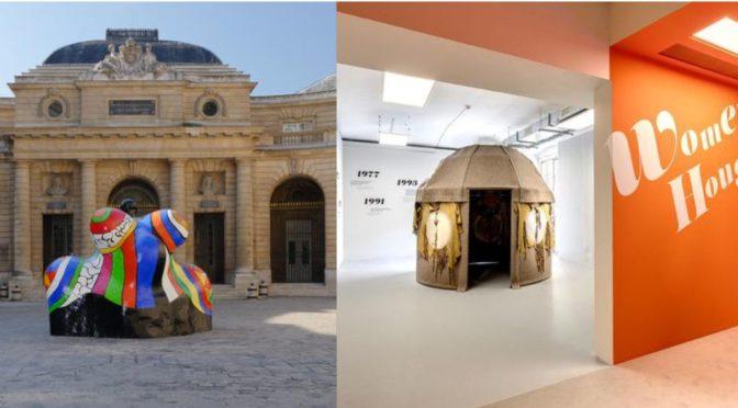 Visite guidée de l'exposition «Women House – La maison selon elles» à la Monnaie de Paris
