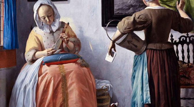 Appel à communication : La contribution des genres artistiques à la construction d'un âge d'or hollandais (6-7 juin 2018)